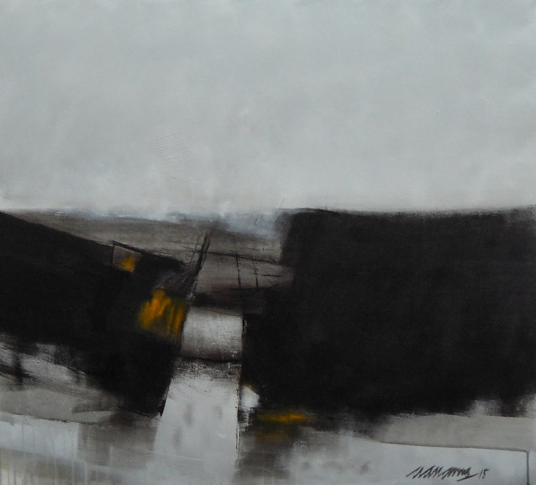 """""""BBB#12"""" original fine art by wawan ms"""