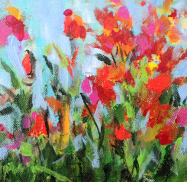 """""""Untitled"""" original fine art by Molly Wright"""