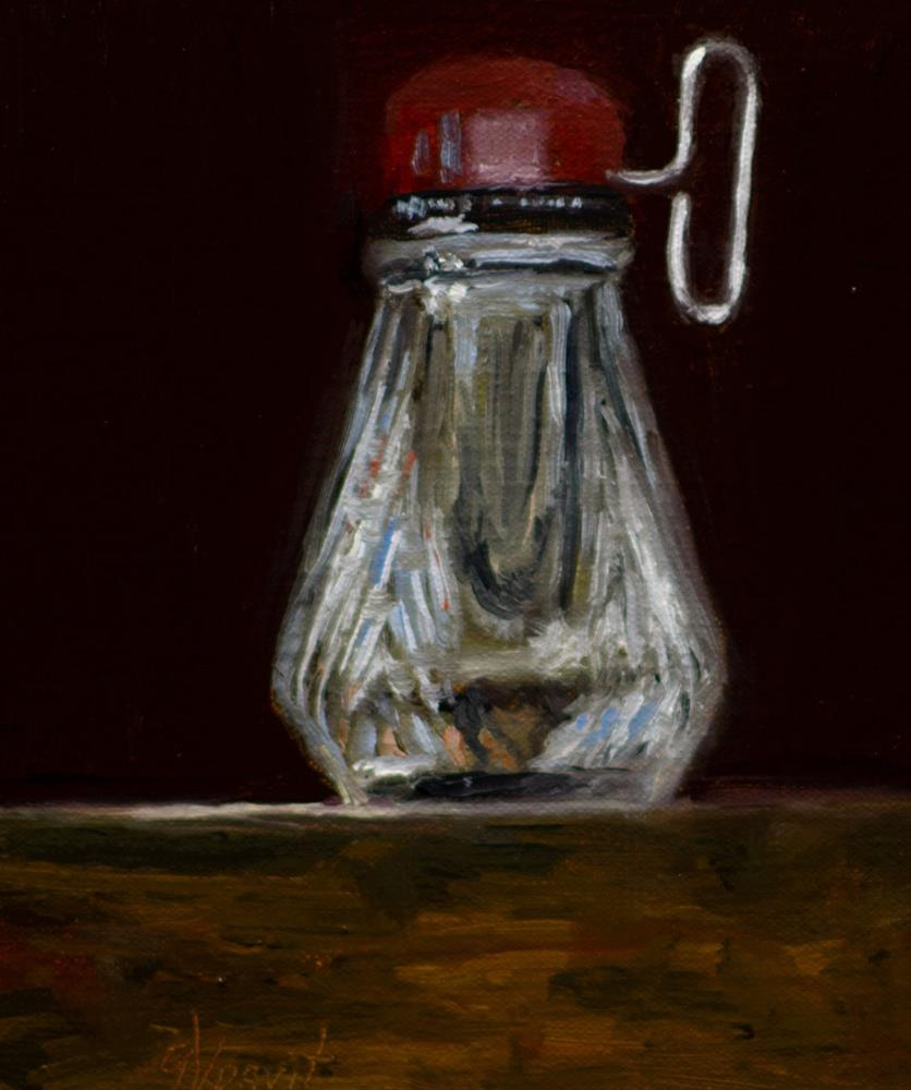 """Parmesan Grater"" original fine art by Garry Kravit"