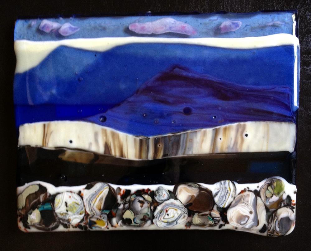 """Granite State"" original fine art by Kristen Dukat"