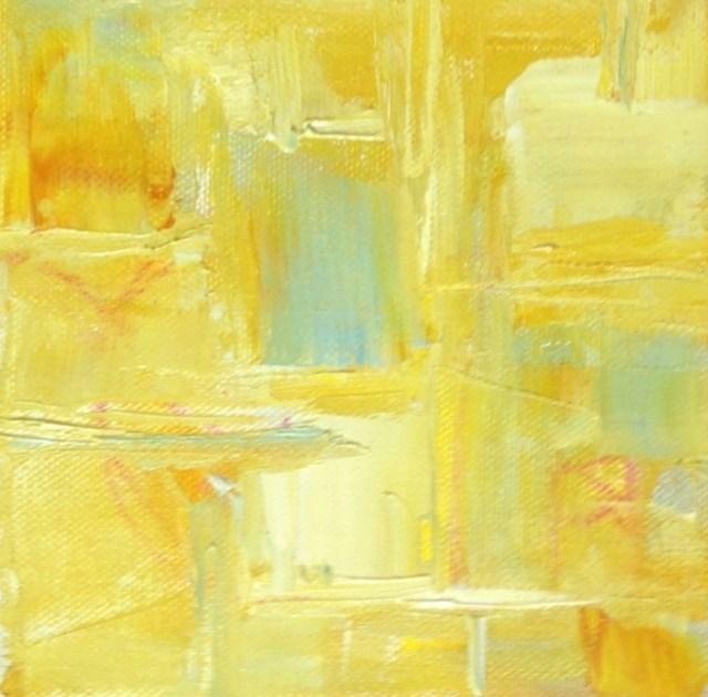 """""""High Noon"""" original fine art by Ester Deen"""