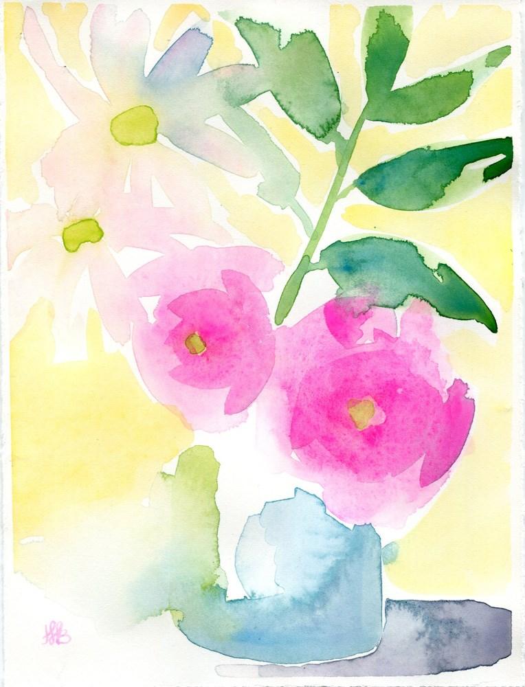 """""""Sun Washed"""" original fine art by Heather Bennett"""