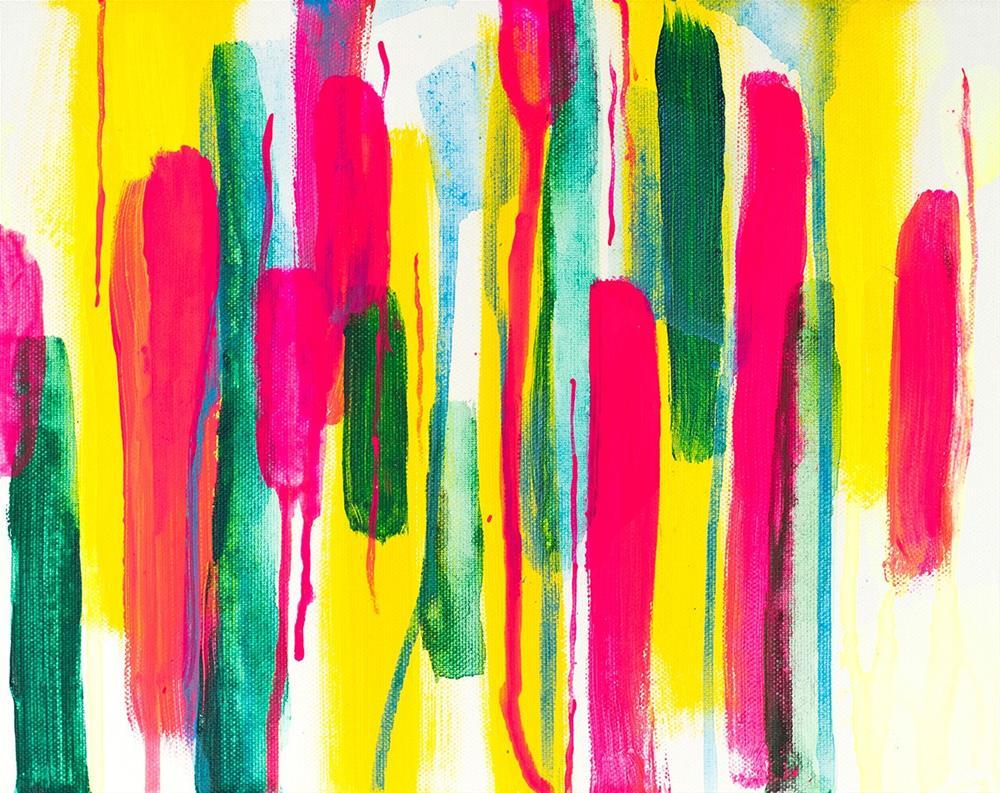 """Zero Enthusiasm"" original fine art by Franziska Schwade"