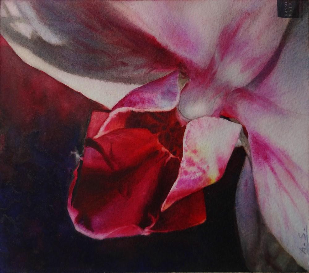 """Night's Glory"" original fine art by Arena Shawn"