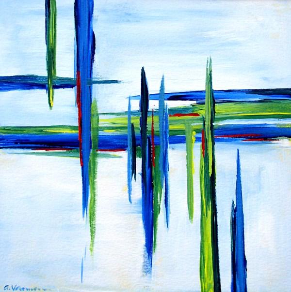 """""""Progression"""" original fine art by Anna Vreman"""