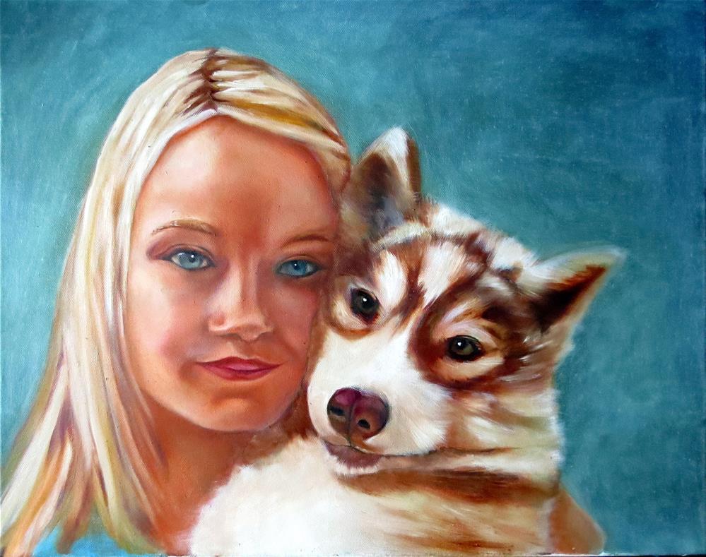 """Untitled"" original fine art by Kulli Maslova"