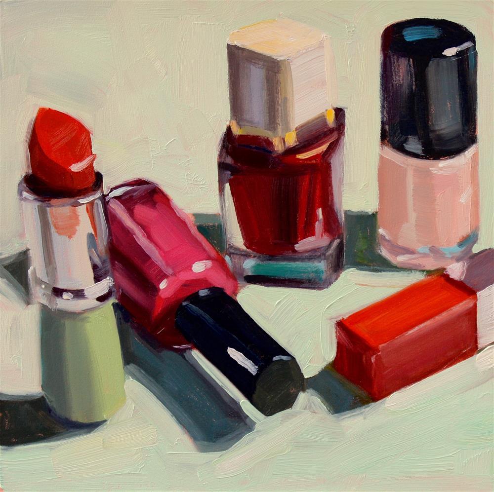 """""""Polish"""" original fine art by Jamie Stevens"""