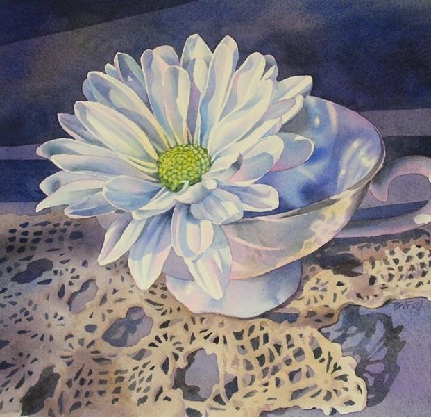 """Sweet Dreams"" original fine art by Barbara Fox"