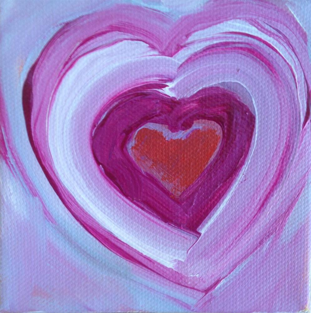 """Art Lover 6"" original fine art by barbara quast"