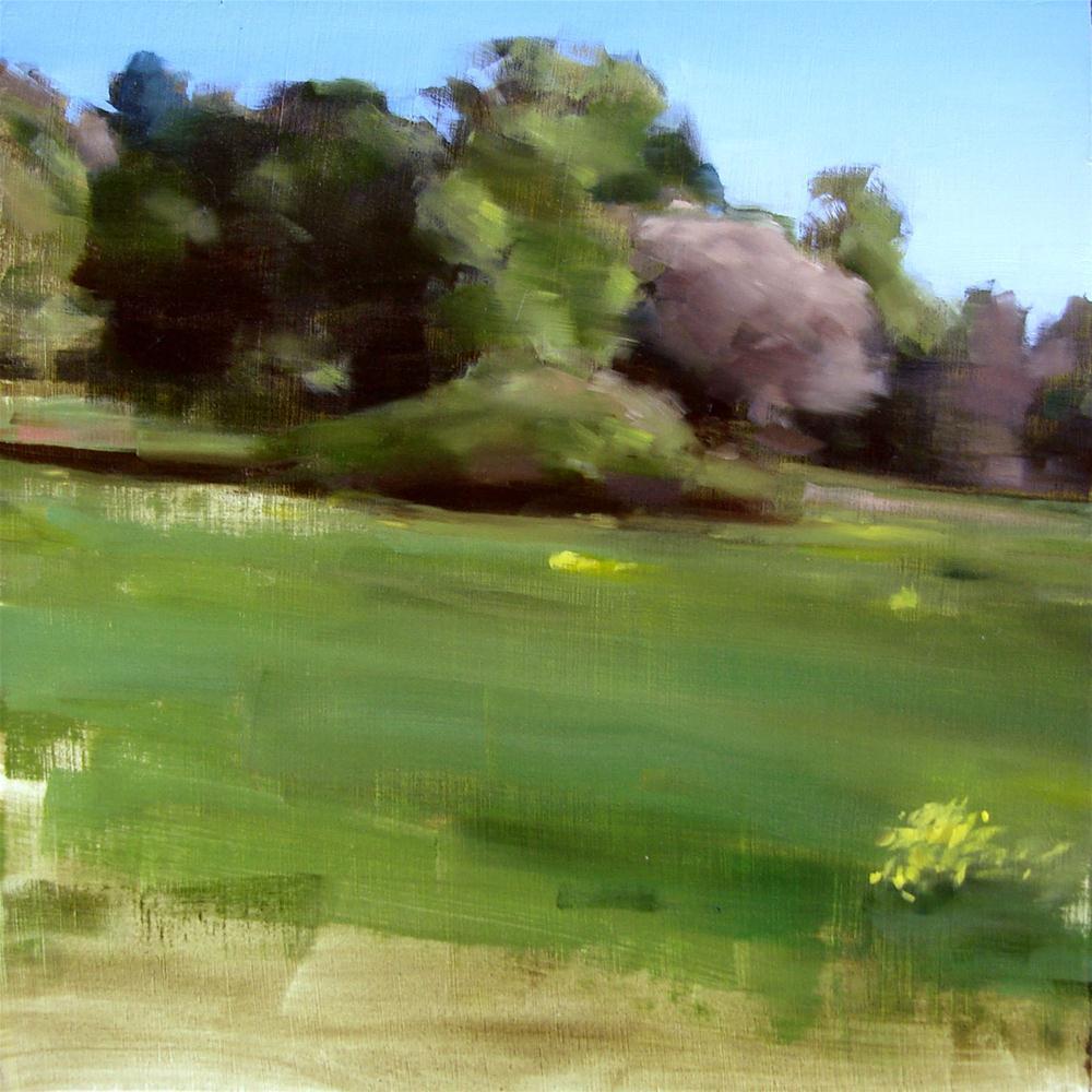 """Broadmoor Hill, Natick MA (no.69)"" original fine art by Michael William"