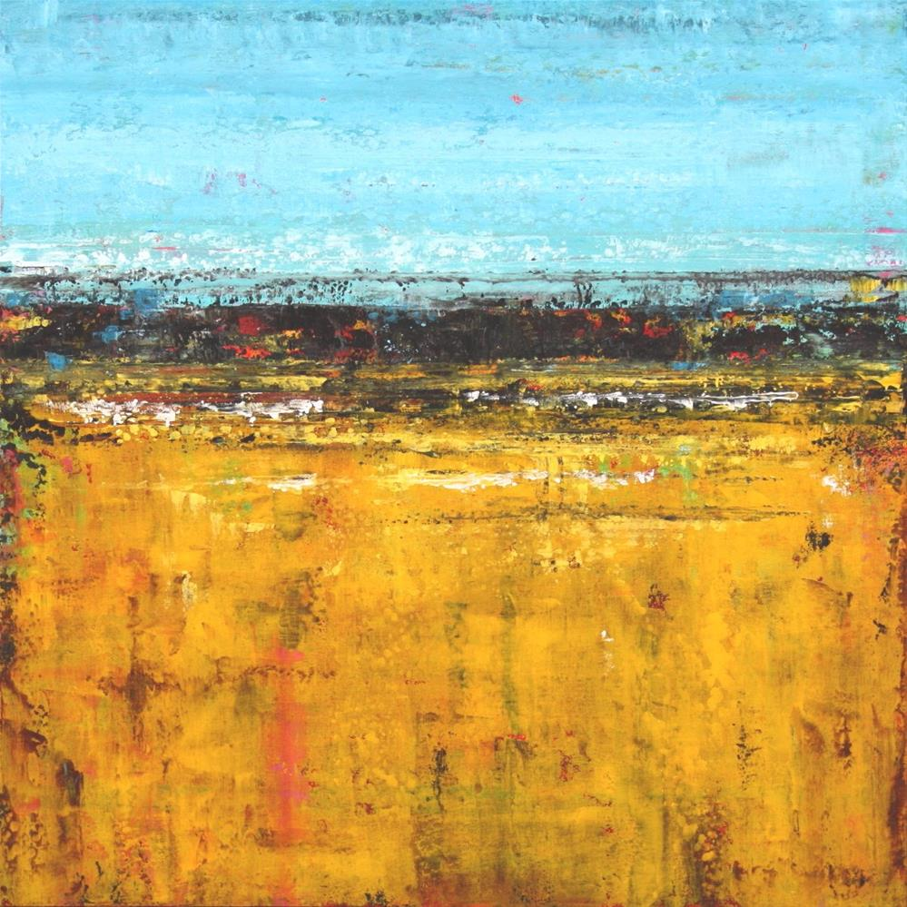 """""""One Fine Day"""" original fine art by Sage Mountain"""