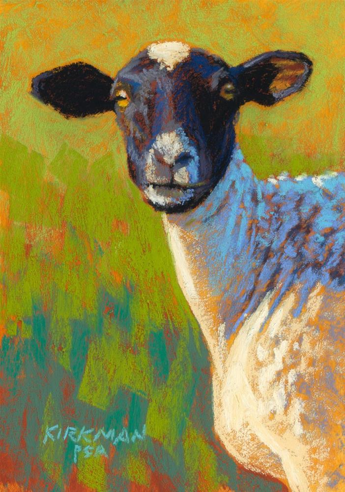 """Zoe"" original fine art by Rita Kirkman"
