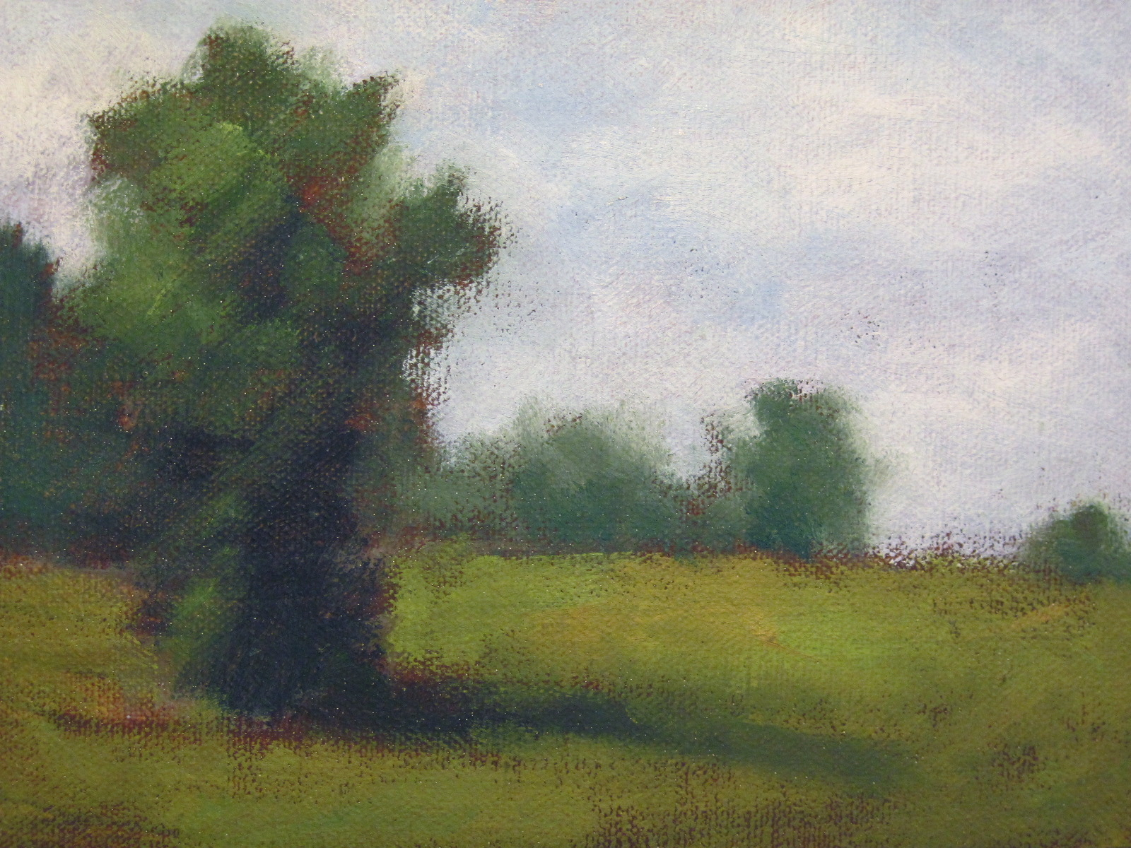 """Fruitlands"" original fine art by Michelle Garro"