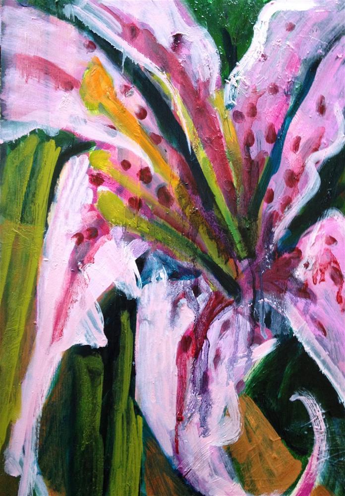 """Hopeless Romantic"" original fine art by Pamela Hoffmeister"