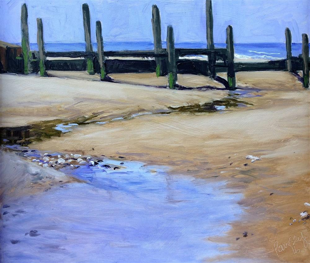 """Overstrand #4"" original fine art by Tanya Pawsey"