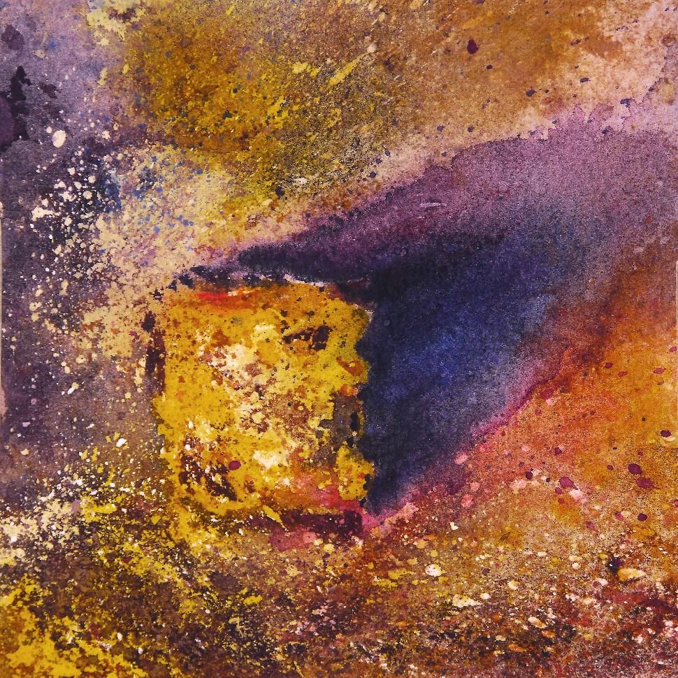 """rusty_10"" original fine art by Beata Musial-Tomaszewska"