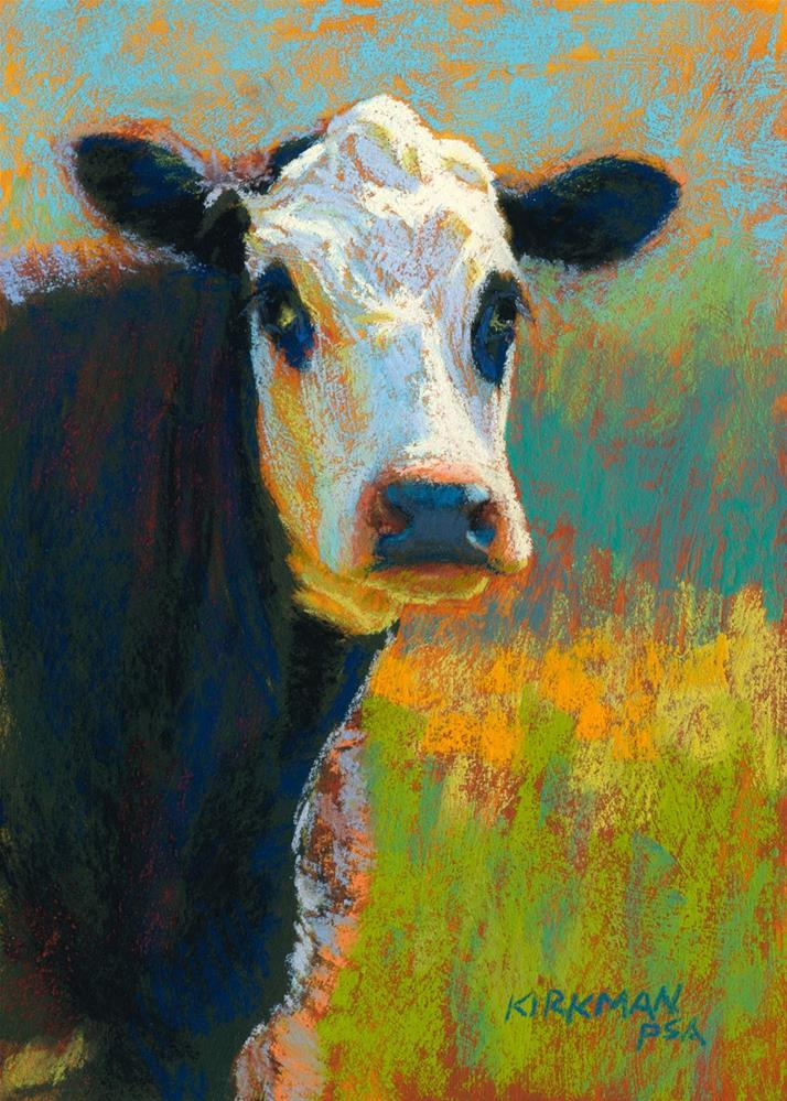 """Wellington"" original fine art by Rita Kirkman"