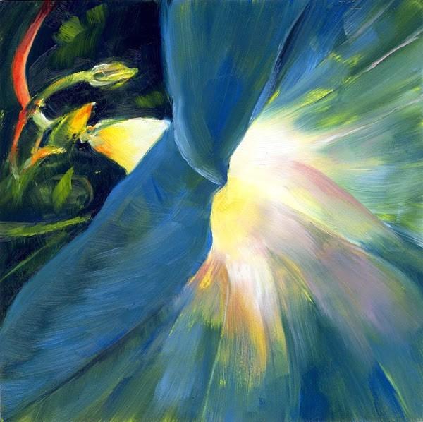 """""""I See the Light"""" original fine art by Brenda Ferguson"""