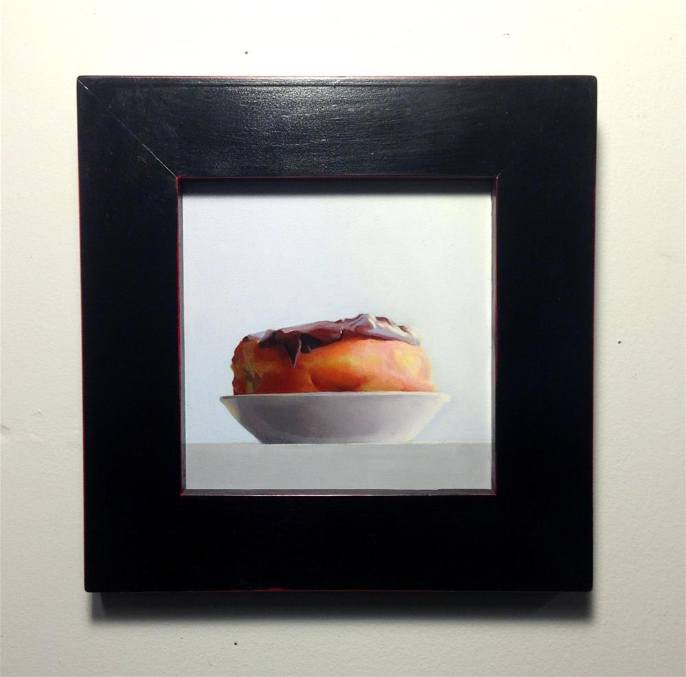 """Boston Cream"" original fine art by Brian Burt"