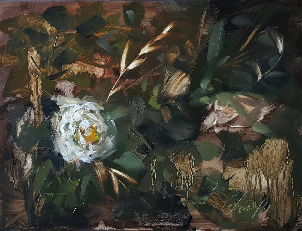 """""""Floral"""" original fine art by Cory Proulx"""