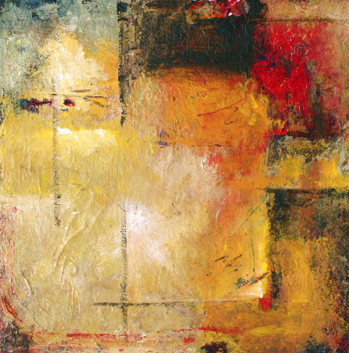 """Interwoven"" original fine art by Elizabeth Chapman"
