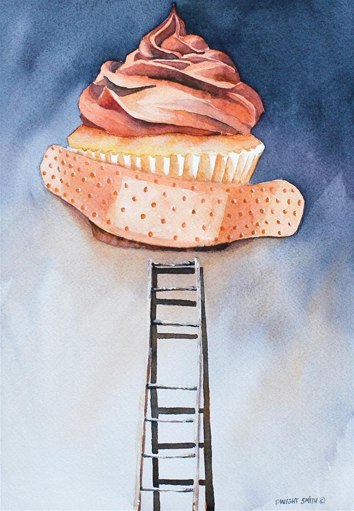 """"""" EARNED REWARD """" original fine art by Dwight Smith"""