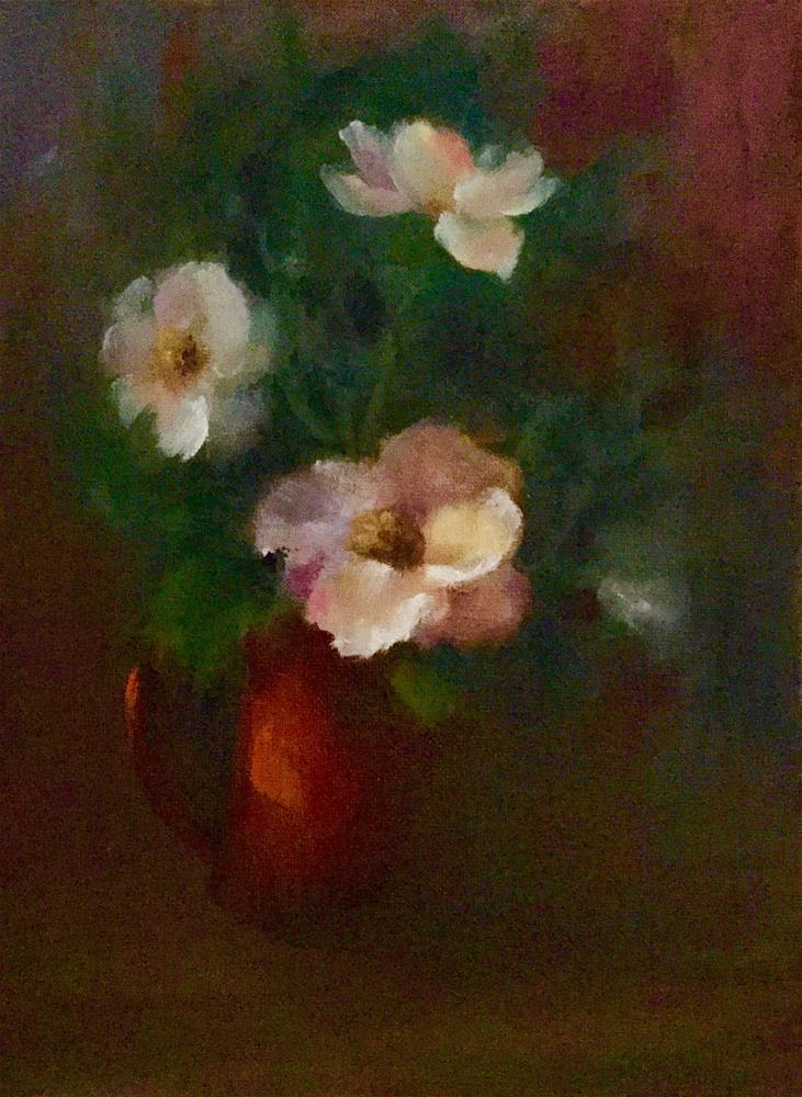 """Seeing the Light"" original fine art by Linda Carney"