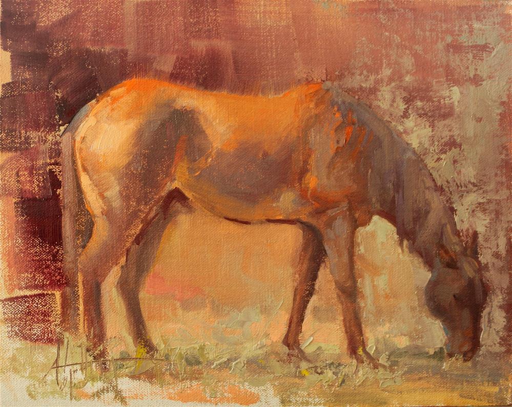 """Sketch#2"" original fine art by Abigail Gutting"