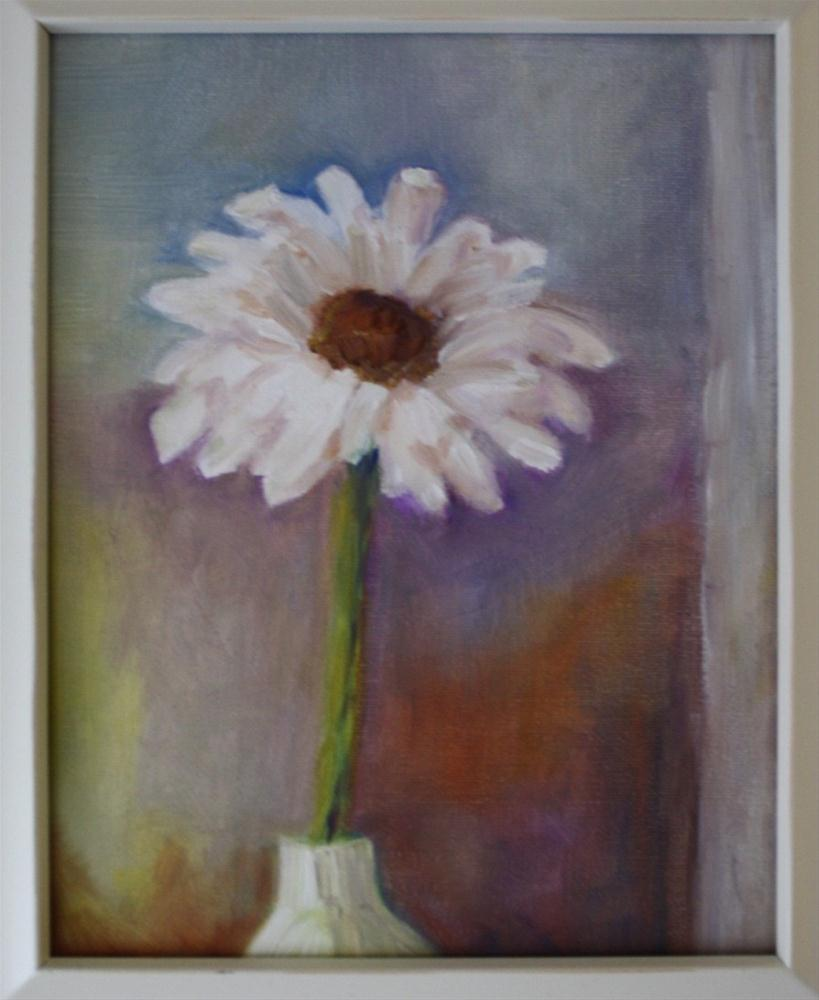 """Loves Me, Loves Me Not"" original fine art by Maggie Flatley"