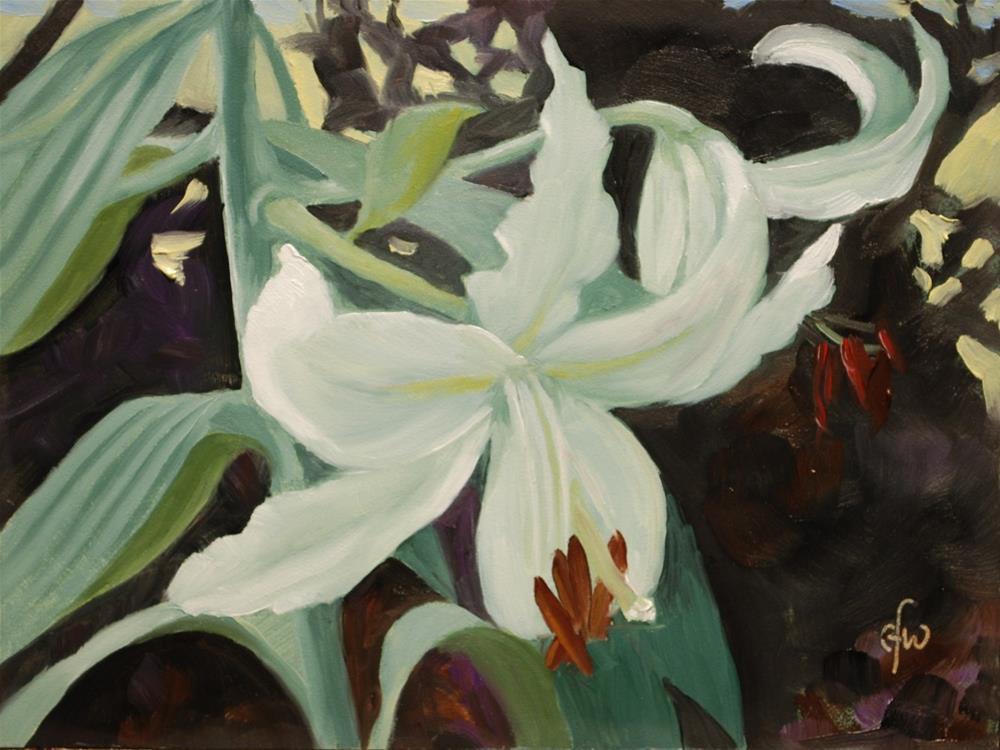 """Casa Blanca"" original fine art by Gary Westlake"