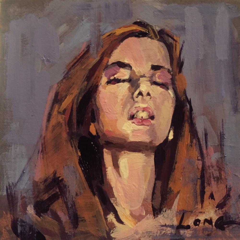 """""""Portrait Demo 2"""" original fine art by Chris Long"""