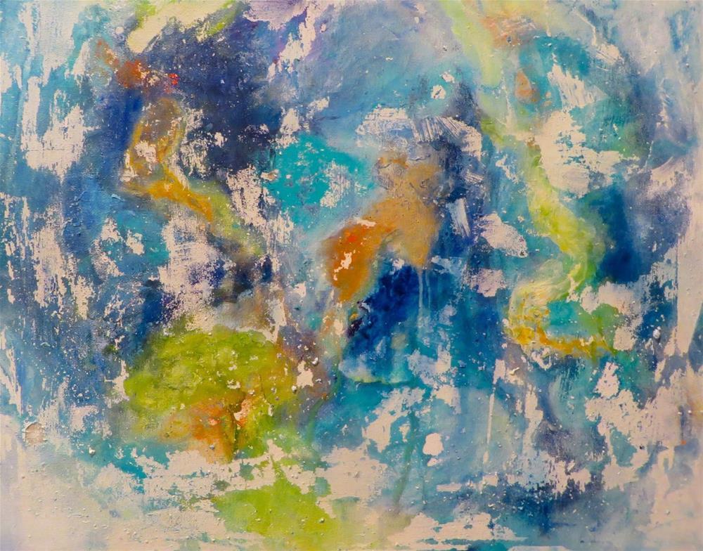 """828 Just For Fun"" original fine art by Diane Campion"