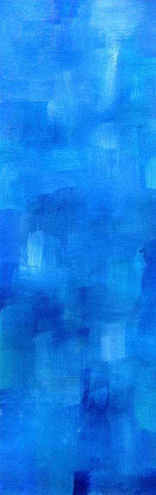 """""""Line Dancing"""" original fine art by Dotty  Seiter"""