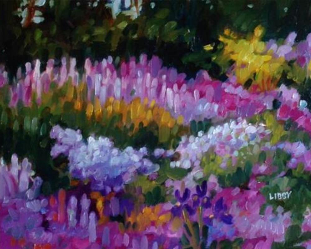 """""""Finally There"""" original fine art by Libby Anderson"""