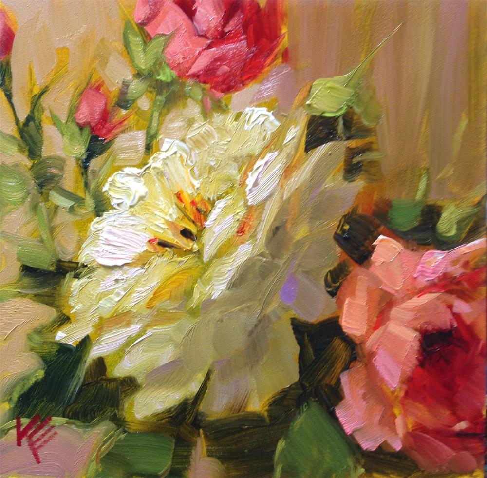 """Beautiful Life"" original fine art by Krista Eaton"
