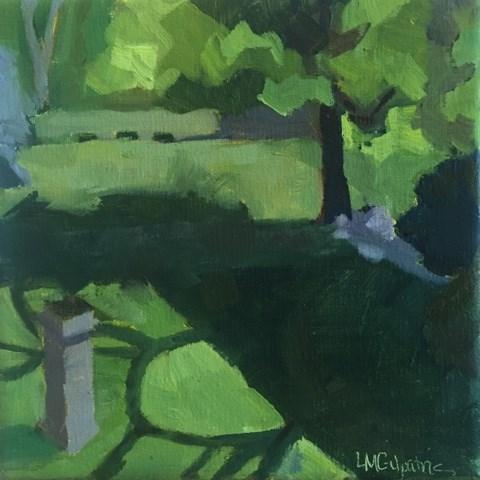 """187 Branching"" original fine art by Libby Gilpatric"
