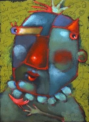 """Broken Wings"" original fine art by Brenda York"