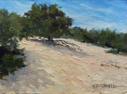 """'Survival' An Original Oil Painting by Claire Beadon Carnell 30 Paintings in 30 Days Challenge Day E"" original fine art by Claire Beadon Carnell"