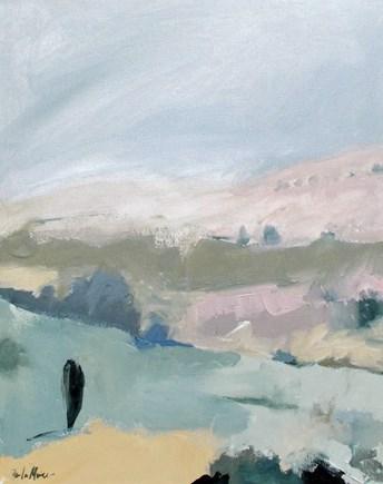 """""""Gracious Land"""" original fine art by Pamela Munger"""