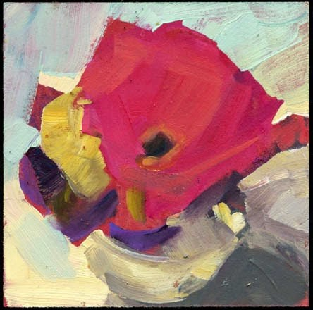 """1814 fly around"" original fine art by Lisa Daria"