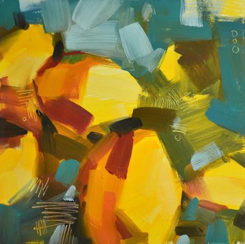 """When Lemons Fly"" original fine art by Carol Marine"