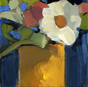 """#1059 Early Bird"" original fine art by Lisa Daria"