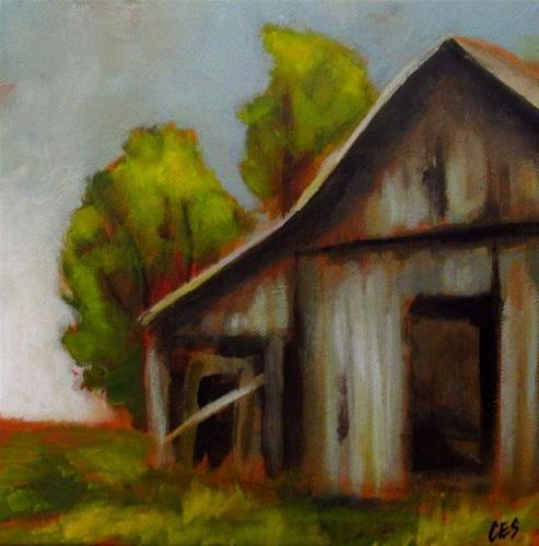"""""""A New Summer"""" original fine art by ~ces~ Christine E. S. Code"""