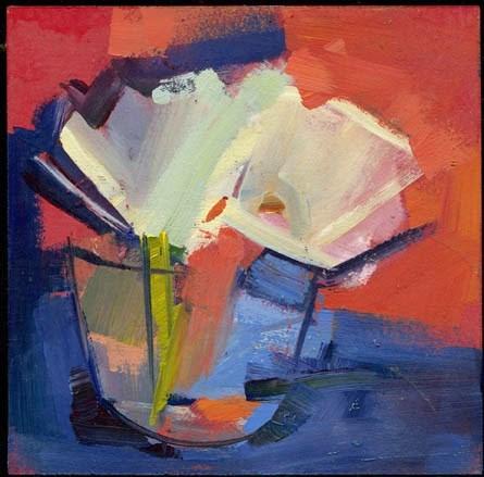 """""""2088 adage"""" original fine art by Lisa Daria"""