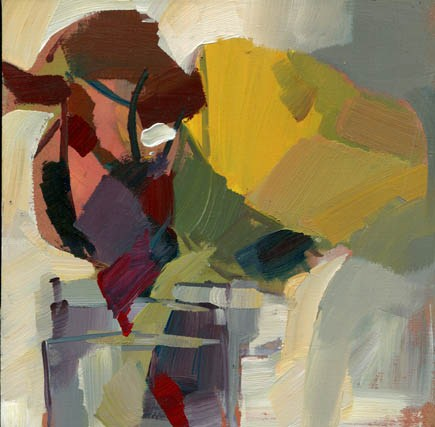 """1238 Today"" original fine art by Lisa Daria"