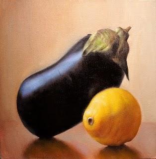 """""""Il Siciliano"""" original fine art by Jonathan Aller"""