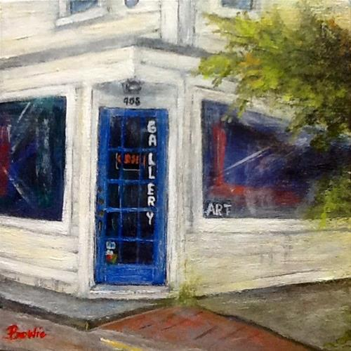 """P-Town Gallery"" original fine art by Maureen Bowie"