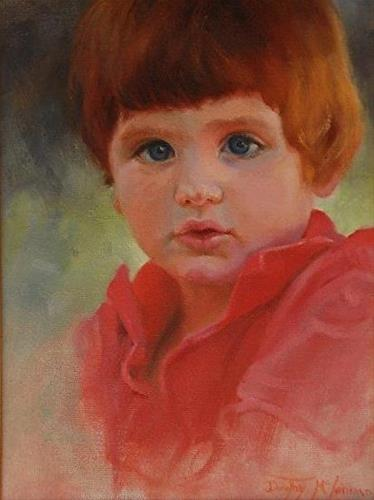 """Beaver"" original fine art by Dorothy McLennan"
