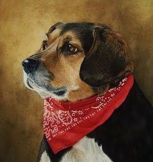 """""""Pet Portraits"""" original fine art by Jacqueline Gnott, whs"""