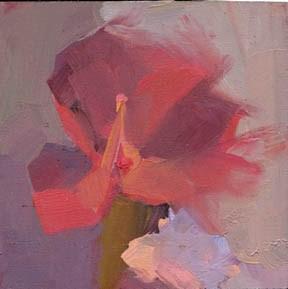 """1418 square"" original fine art by Lisa Daria"
